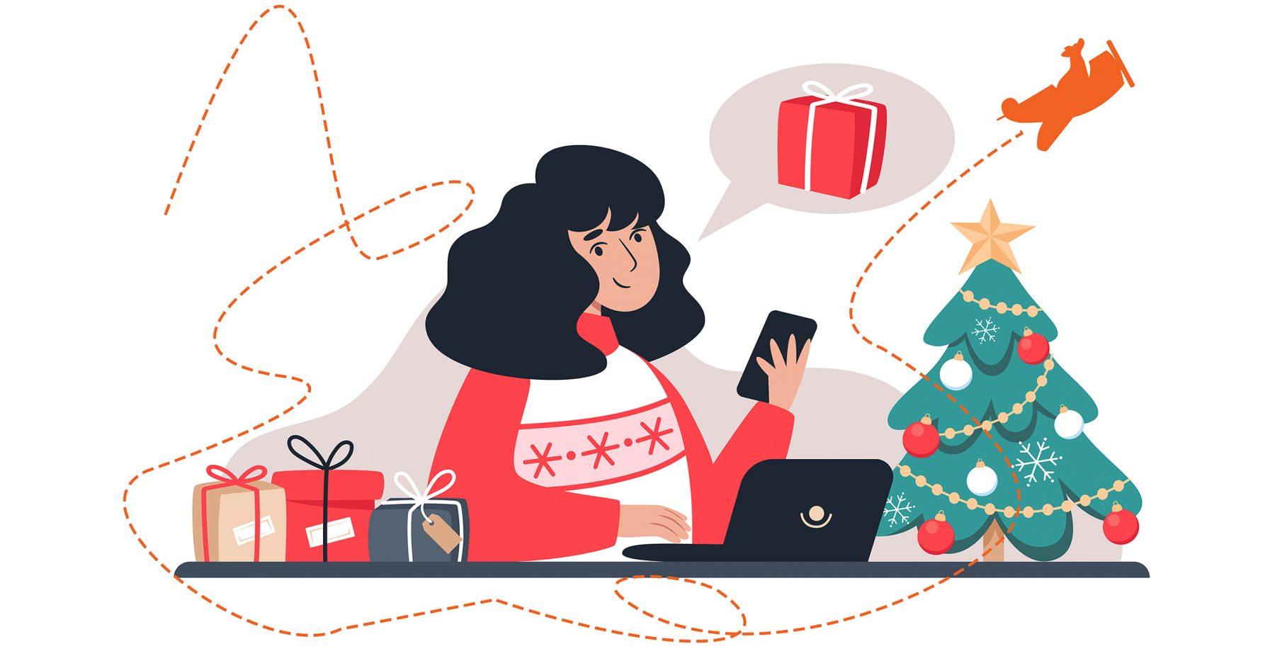 Hai un negozio? Ecco come aumentare le vendite a Natale. Con l'online